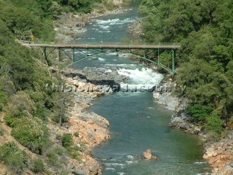 South Yuba River at Edwards Crossing