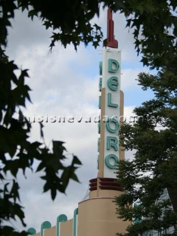 Del Oro Theater, Downtown Grass Valley
