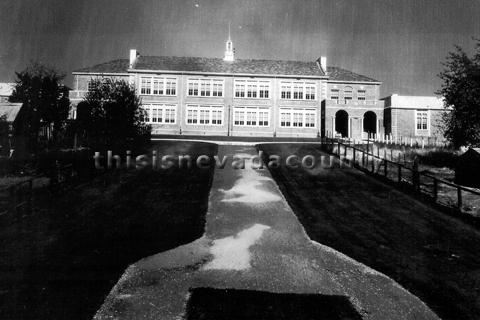 Old Grass Valley High School 1932