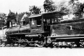 Nevada County  Narrow Gauge Railroad Engine #1